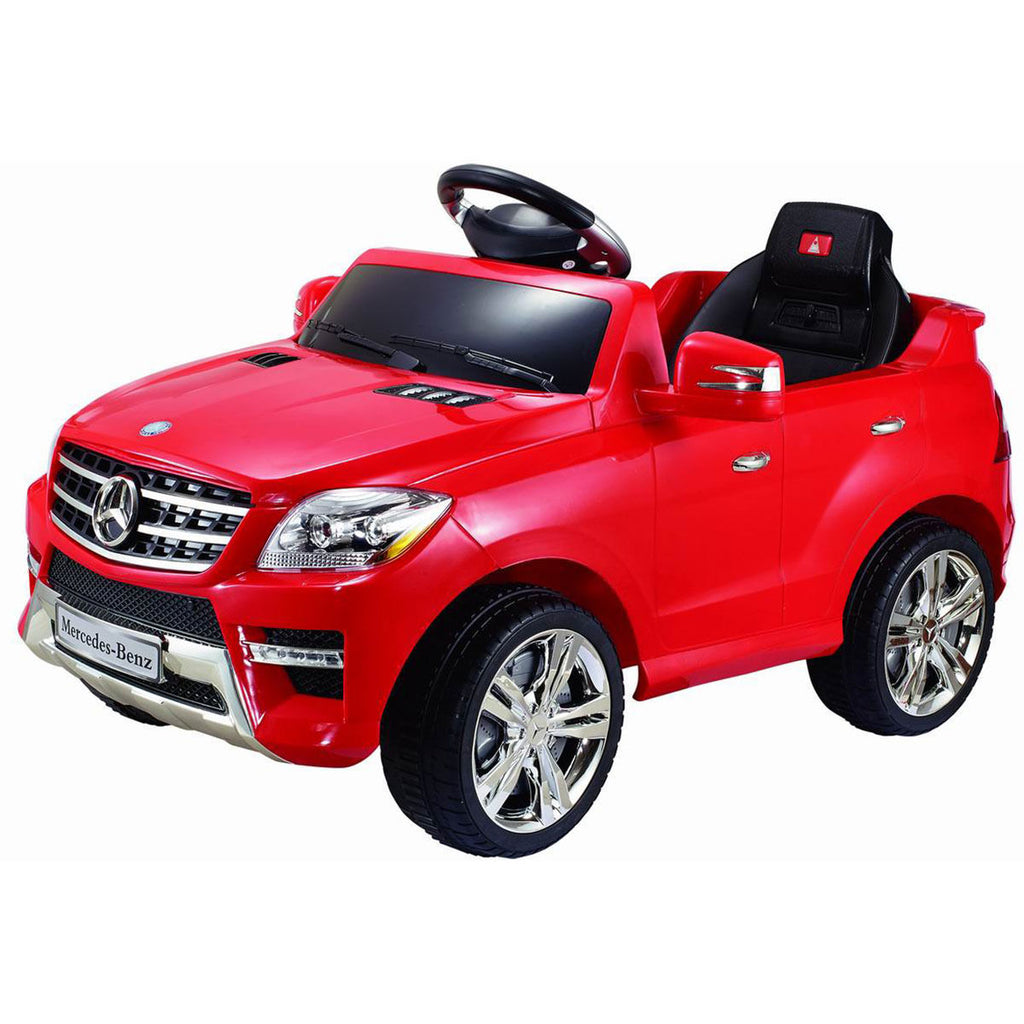 6V Kids Electric Ride-On Car Licensed Mercedes ML350