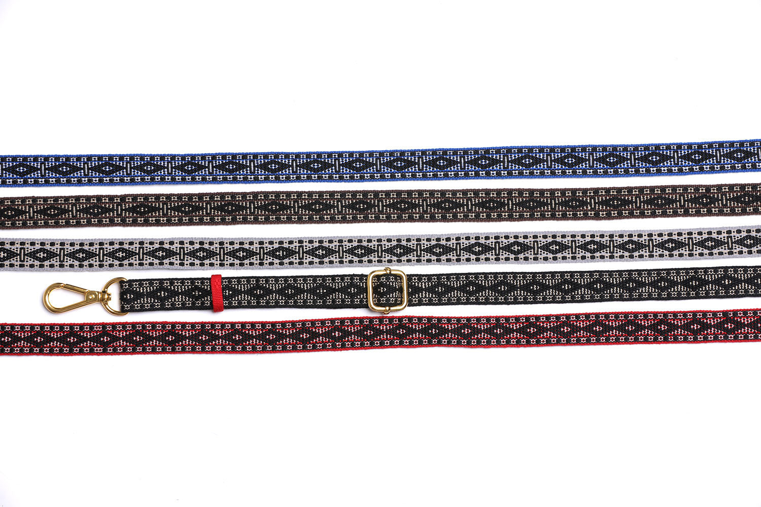 Casa de Micho Medium Woven Leash