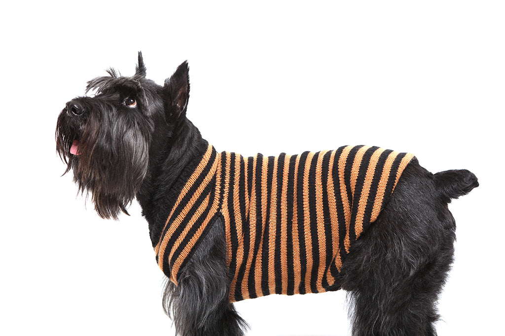 Casa de Micho Striped Sweater