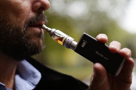 How To Stay Safe While Vaping...