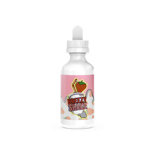 BREEZY SHAKE BY MILKSHAKE LIQUIDS 60ML-E-juice-Cloud 61 Vapor