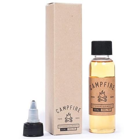 Campfire-E-juice-Cloud 61 Vapor