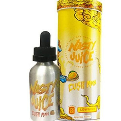 CUSH MAN BY NASTY JUICE 60ML (LOW MINT)-E-juice-Cloud 61 Vapor