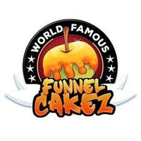 FUNNEL CAKEZ BY WORLD FAMOUS 60ML-E-juice-Cloud 61 Vapor