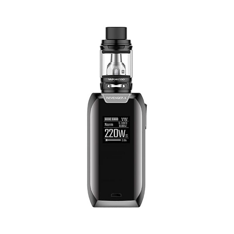 Vaporesso Revenger X 220W TC Starter Kit-Device-Cloud 61 Vapor