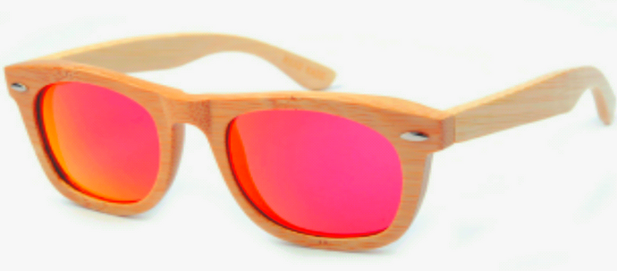 Passion Bamboo Sunglassess