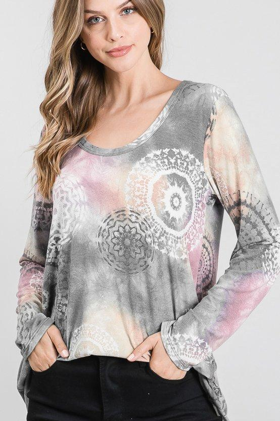 All a Dream Top -  kiss-my-chic-boutique.myshopify.com