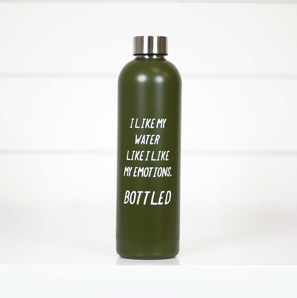 Emotions Bottled - Water Bottle - Kiss My Chic Boutique