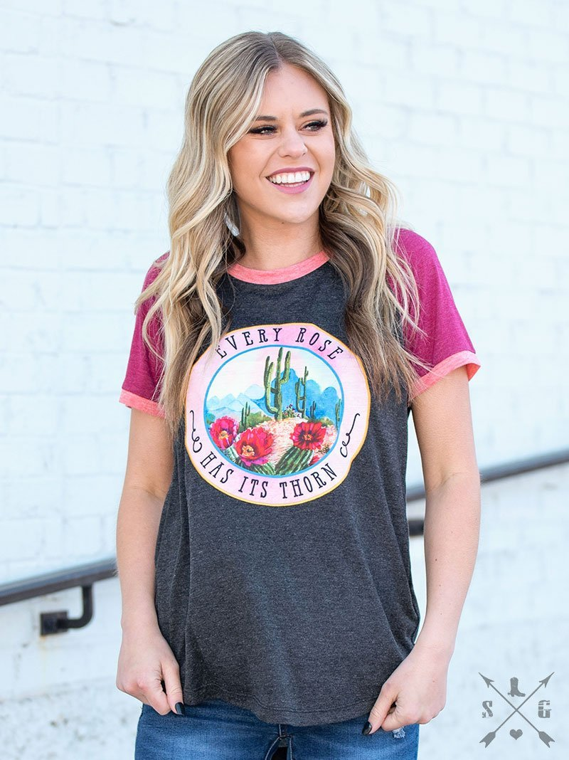 Fuller Tee - Kiss My Chic Boutique