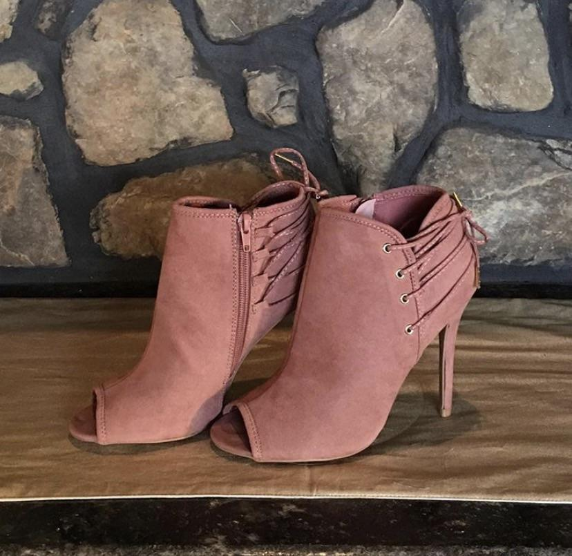 Paris Booties -  kiss-my-chic-boutique.myshopify.com