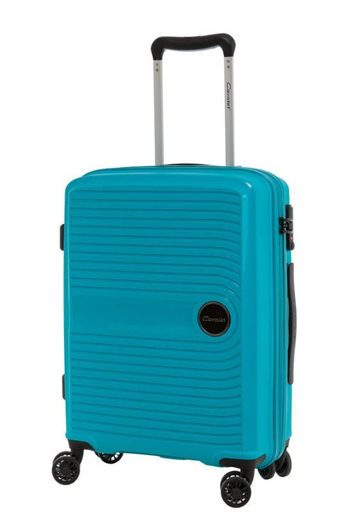 "Cavalet Ahus 21"" Carry On Spinner Luggage"
