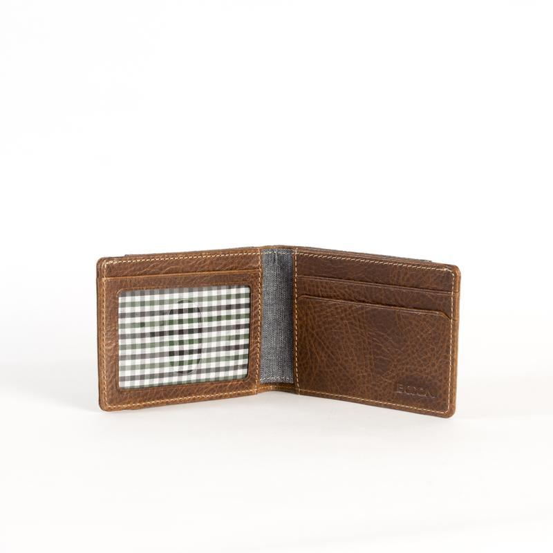 Boconi Caleb LTE Slimster in Chestnut and Chambray