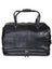 Scully Large Leather Duffel Bag Black