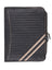 Scully Sanded calf 3 ring zip binder