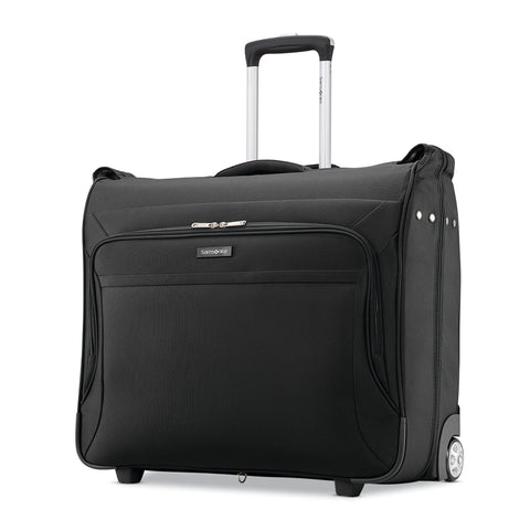 Samsonite Ascella X Wheeled Ultravalet Garment Bag Black