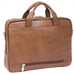 McKlein USA Bronzeville Leather Medium Laptop Briefcase Assorted Colors