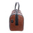 "McKlein 20"" Leather Two-Tone Tablet Carry-All Duffel"