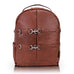 "McKlein 15"" Leather Business Casual Laptop & Tablet Backpack"