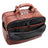 "McKlein 22"" Leather Triple Compartment Carry-All Laptop Duffel"