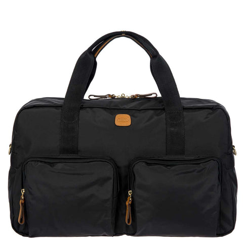 "Bric's X Bag 18"" Boarding Duffle with Pockets  Assorted Colors"