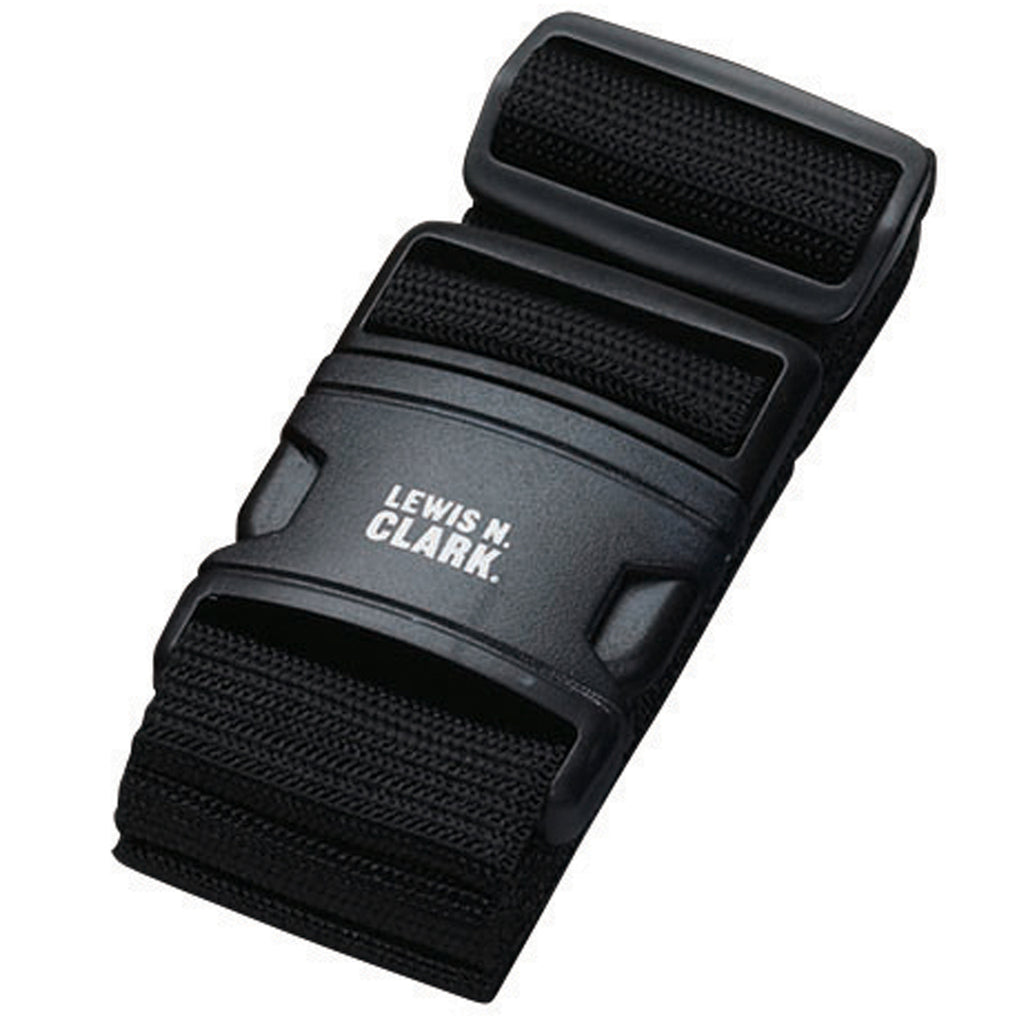 Lewis N Clark Quick Release Luggage Belt Assorted Colors