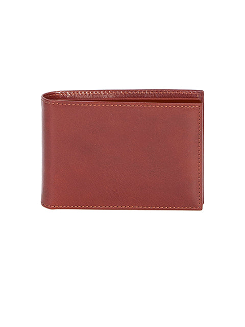 Scully Slim Italian Leather Billfold w/ Removable Case Assorted Colors
