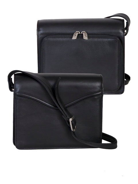 Scully Leather handbag tote