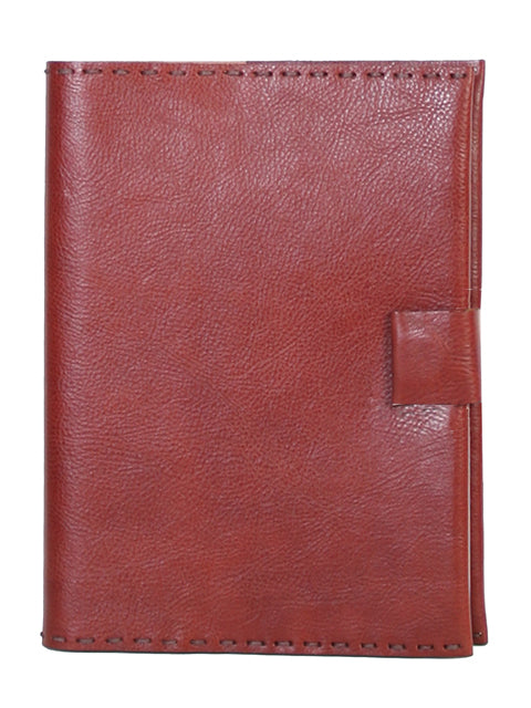 Scully Leather desk size journal