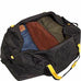 "A.Saks 36"" Large Collapsible Duffel with Pouch"