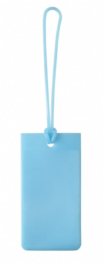 Lewis N Clark Jelly Luggage Tag Blue