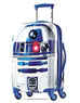 "American Tourister Star Wars 21"" Hardside Spinner Blue R2D2"