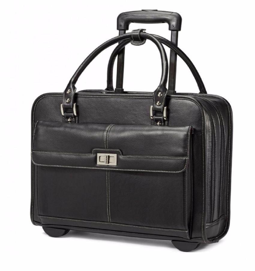 Samsonite Women's Laptop Mobile Office Black