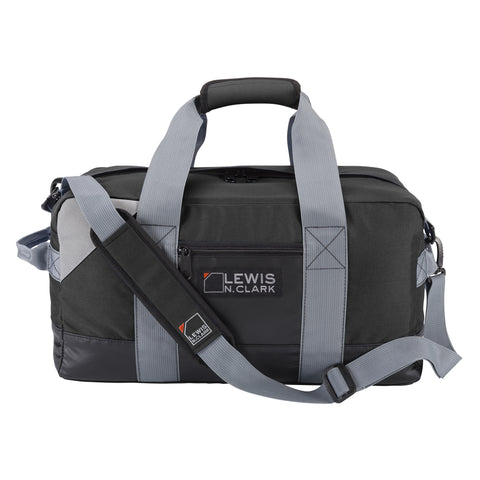 "Lewis N Clark Heavy Duty 18"" Duffel with Neoprene Gear Bag"
