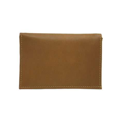 Piel Large TriFold Wallet Assorted Colors