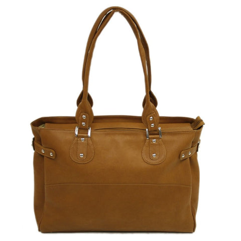 Piel Large Ladies Side Strap Tote