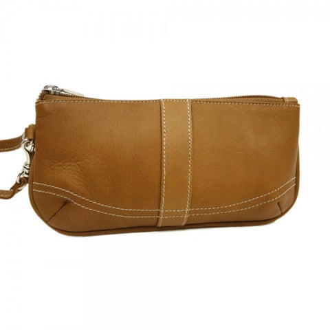 Piel Large Ladies Wristlet