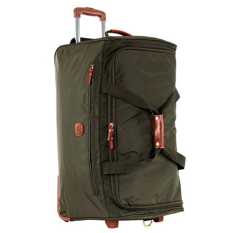 "Bric's X Bag 28"" Rolling Duffle Bag Assorted Colors"