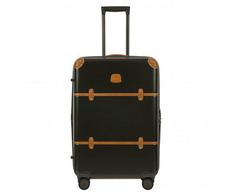 "Bric's Bellagio 2.0 27"" Checked Spinner Suitcase Assorted Colors"