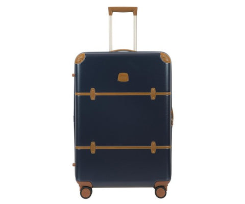 "Bric's Bellagio 2.0 30"" Large Checked Spinner Suitcase Assorted Colors"
