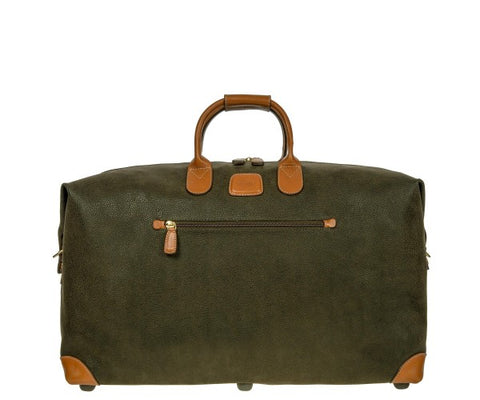 "Bric's Life 22"" Carry On Cargo Duffle Assorted Colors"