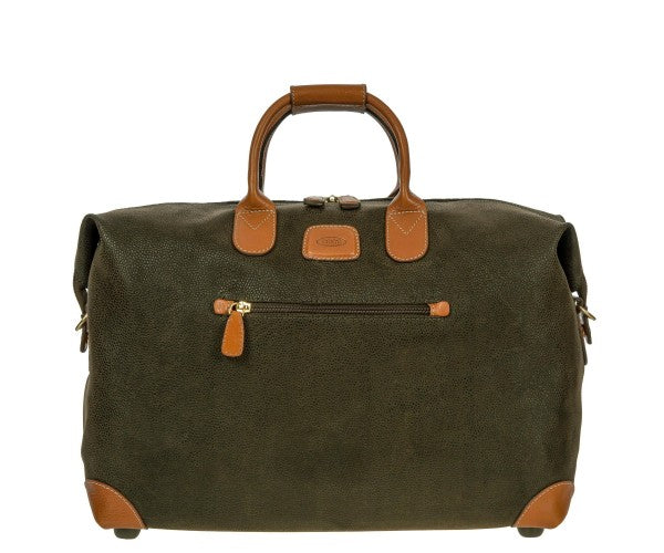 "Bric's Life 18"" Carry On Cargo Duffle Assorted Colors"