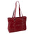 "McKlein Serra 15"" Leather Ladies Laptop Briefcase Red"