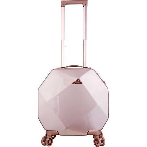 "Kensie Luggage Gemstone 20"" Dual Spinner Carry On Assorted Colors"