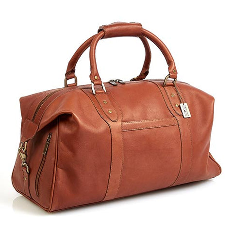 Claire Chase Normandy Duffel Saddle