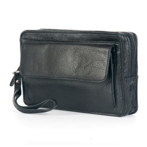 Osgoode Marley Large Wrist Bag Black