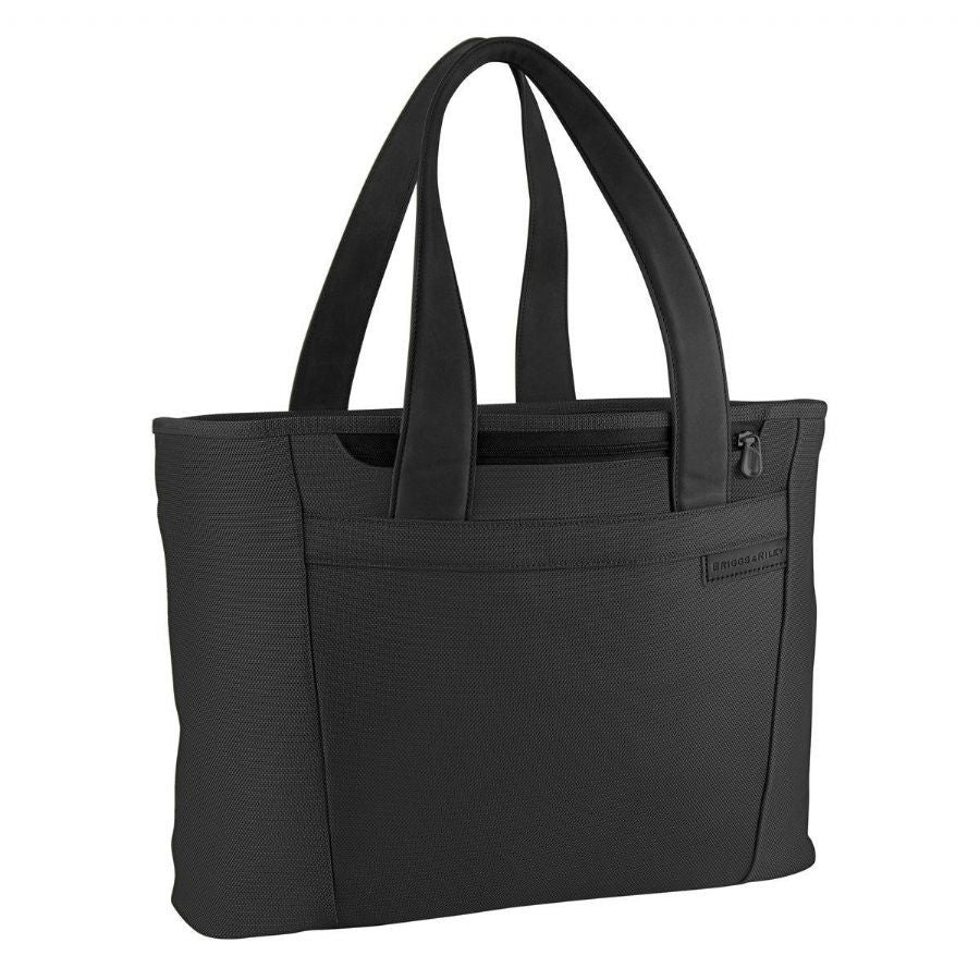 Briggs & Riley Large Shopping Tote Black