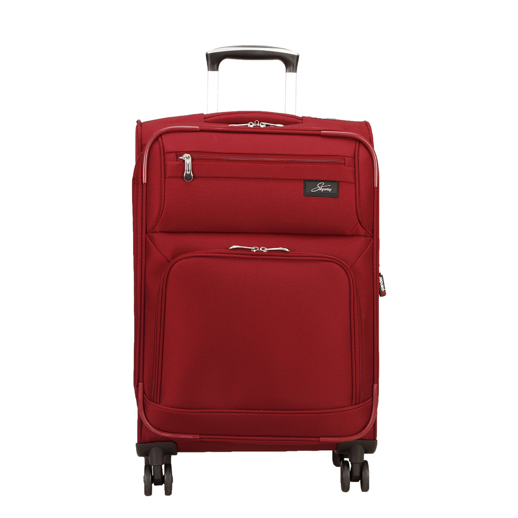 Skyway Sigma 5.0 21 Inch Carry On Spinner Assorted Colors