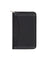Scully Leather Soft Plonge Zip Pocket Planner Black