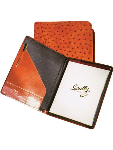 Scully Leather Letter Size Pad