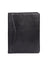 Scully Italian Leather Letter Size Pad Black